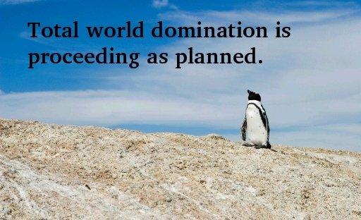 Linux world domination