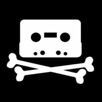 Logo pirate party.